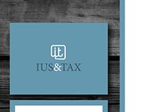 IUS&TAX - Brand Identity