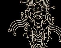 the shaman mask