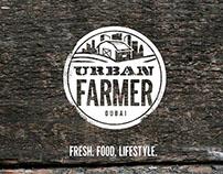URBAN FARMER IDENTITY