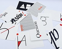 Post Cards Using Principles of Design