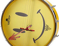 "Shackleton 1 Custom ""Watchmen"" Banjo"