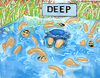 Deep Dancers & The Swimmer -- Minsoo Thigpen