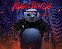 Panda Po VS Kung Fury - Mash Up
