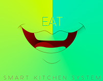 Smart kitchen system for PAD UI