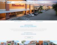 Konover South Website Redesign