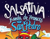Afiche Salsativa / San Pedro
