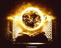 """A curse """"Destroy the Earth"""""""