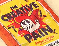 The Creative Pain: Fireworks