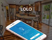 Lolo - Mobile App Design