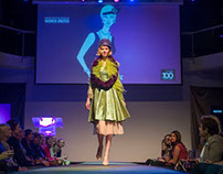 """Flight of Fashion"" Event Design"