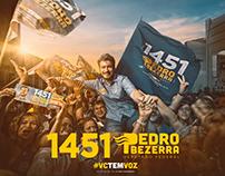 Pedro Bezerra - Política