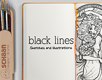 Black Lines #01