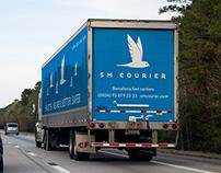 SM Courier  |  Rediseño de marca