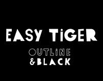 Easy Tiger | PTM Tribute Font