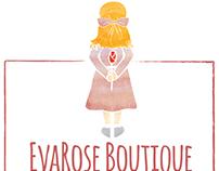 EvaRose Boutique Logos
