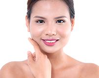 Evania Spa - Linh Tieu model
