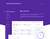Dashboards 2018 part 1