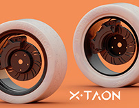 x·taon — the road eraser