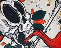 Illustration - Tacos Coming Soon