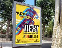 "MAIRIE DE NARBONNE ""NEXT"" : Campagne"