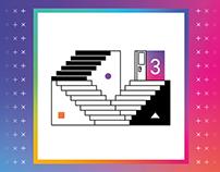 Plus X // Infographic + Social Squares