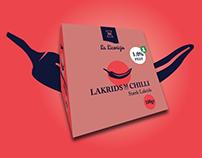 Licorizio Emballage/Identitet