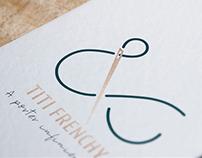 TITI FRENCHY - Création de logo et identité de marque