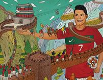 MACAU CLOSER_Cristiano Ronaldo