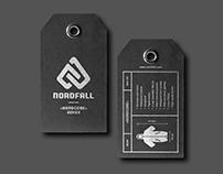 NORDFALL || Logo & corp id