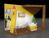 Sika Building Trust Stands
