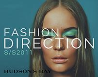 HUDSON'S BAY FASHION DIRECTION S/S11