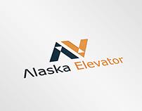 alaska elevator logo
