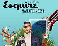 IBP : Esquire Malaysia | Avant Garde Inspired