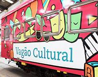Vagão Cultural | Vale