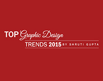 Graphic Design Trends 2015- Infographic