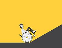 Wheelers and his Sisyphus work | GIF