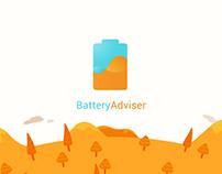 Battery Adviser App