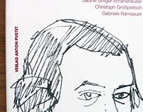 """Mensch Mozart!"" / Book cover illustration"