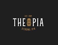 The Pia - Beer Branding