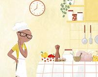 Trey, the Chef