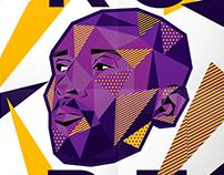 Low Poly - Pop Art NBA Players