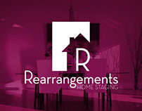 Rearrangements Home Staging Rebrand