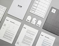 無主空間 Brand Design
