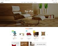 Archi - Multipurpose eCommerce PSD Template