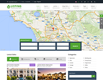 SJ eListing - Responsive Real Estate Joomla Theme