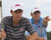 Ole Miss Golf: Coach Malloy Profile