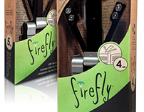 Firefly and Spot branding and package design