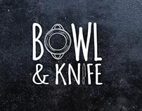 Bowl & knife Logo
