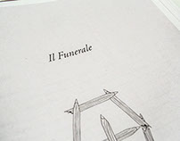 Il Funerale // booklet