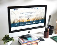 Euclid Analytics Website Design